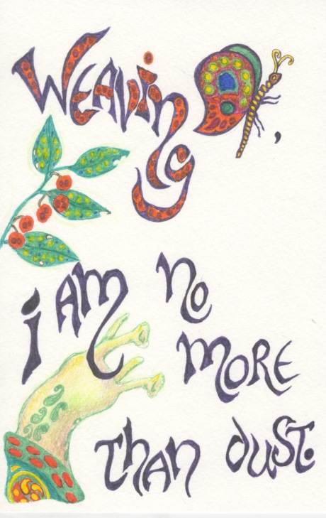 Weaving_I_am_no_more