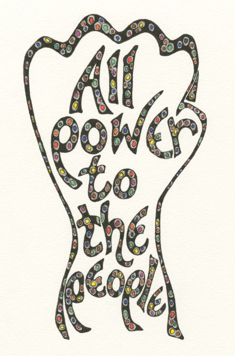 Power to the People Symbol