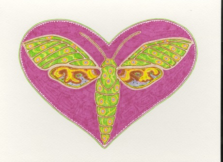 moth heart